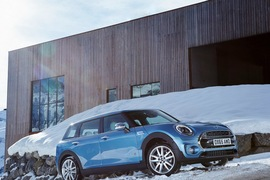 2016款MINI ClUBMAN ALL4