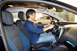 2015款雷诺卡缤 1.2T自动舒适版到店实拍