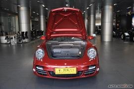 2010款保时捷911 Turbo敞篷版