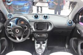 smart fortwo BRABUS日内瓦车展实拍