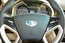 2016款吉利新帝豪1.5L手动豪华型