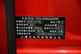 2015款大众朗逸230TSI DSG舒适版