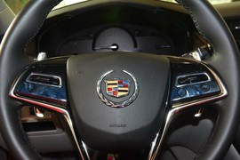 2014款凯迪拉克CTS 28T精英型