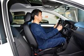 2015款大众桑塔纳-浩纳1.6L自动舒适版