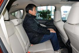2015款本田CR-V 2.0L两驱风尚版到店实拍