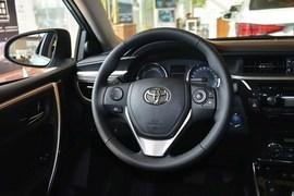 2016款丰田卡罗拉双擎1.8L CVT精英版