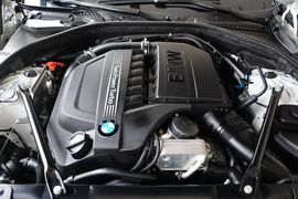 2016款宝马640i Gran Coupe xDrive