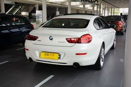 2016款宝马640i Gran Coupe xDrive