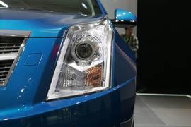 凯迪拉克SRX车展实拍