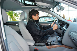 2016款奥迪A4L 35TFSI自动标准型