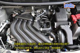 2010款东风日产玛驰1.5L AT到店实拍