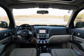 2010款海马骑士2.0手动领航版试驾实拍