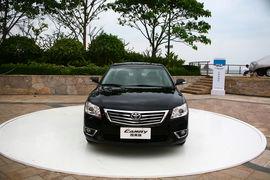 2010款丰田凯美瑞240G豪华版试驾实拍