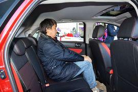 2015款北汽绅宝X25 1.5L手动舒适版到店实拍