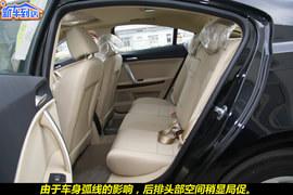 2010款MG6 1.8DVVT精英型浅内饰版到店实拍