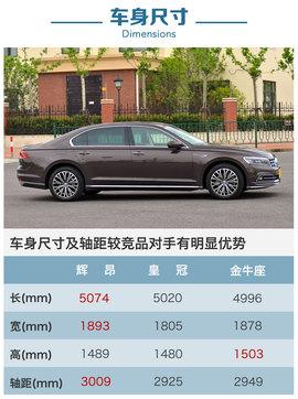 2016款上汽大众辉昂380TSI 深度测试