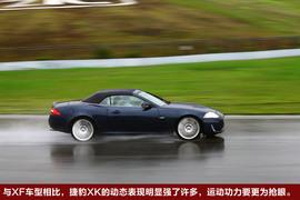 捷豹XF珠海赛道试驾