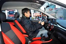 2015款北汽绅宝X25 1.5L自动豪华版