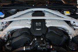 2015款阿斯顿马丁DB9 6.0L Coupe