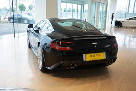 2015款阿斯顿马丁Vanquish 6.0L Coupe