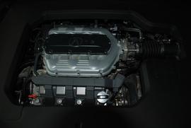 2009款讴歌3.5标准版