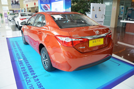 2016款丰田雷凌1.6G CVT精英版