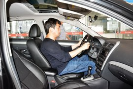 2016款东风风行景逸S50 1.6L CVT尊享型