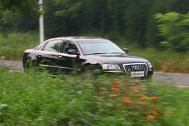 2010款奥迪A8L 3.0FSI 尊贵型试驾