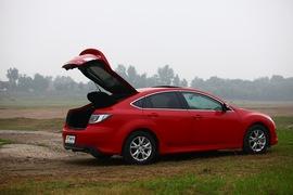 2010款马自达睿翼轿跑2.5L至尊版