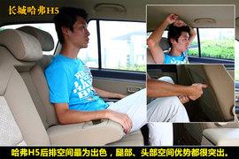 圣达菲/骑士/哈弗H5 10万元级SUV评测