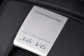 2010款保时捷Panamera V6