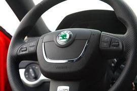 2010款斯柯达明锐RS试驾