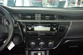 2014款丰田卡罗拉1.6L GL-i CVT