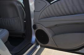 2008款奔驰E级 音响改装