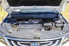 2016款远景SUV 1.3T CVT豪华型