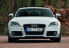2011款奥迪TT Coupe 2.0TFSI