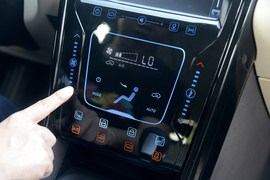 空调控制面板