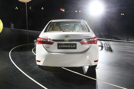 2017款丰田卡罗拉1.2T CVT GLX-i