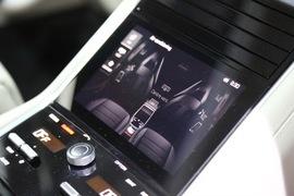 保时捷Panamera turbo 巴黎车展实拍