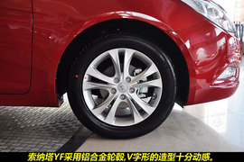 2011款北京现代索纳塔八2.4L DLX