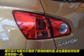 2011款日产逍客2.0XV龙 CVT四驱到店图解