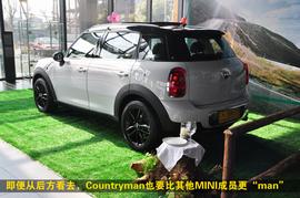2011款MINI Countryman上海到店实拍