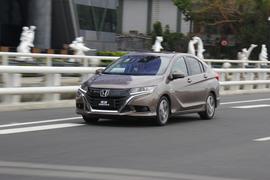 2017款东风本田竞瑞1.5L CVT风尚版