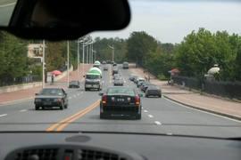 2006款凯迪拉克CTS试驾活动