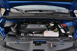 2017款雪佛兰创酷1.4T自动四驱旗舰型