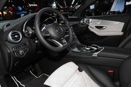 2017款奔驰GLC轿跑SUV