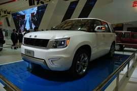 北京汽车B90混合动力 上海车展实拍