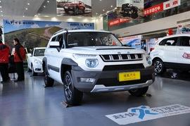 2016款北京BJ20 1.5T 手动豪华型
