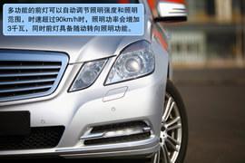 北京奔驰E200L CGI优雅型试驾实拍