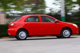 2011款比亚迪G3R 1.5L手动尚雅型试驾